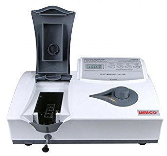 Юнико 1200/1201: общий вид прибора.